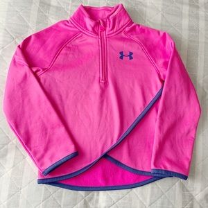 Under Armour girls pullover sweater